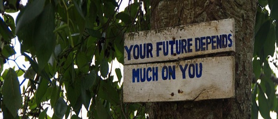 (Y)Our Future Depends On You